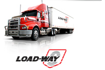 Loadway freight transportation and trucking in Alberta Western Canada