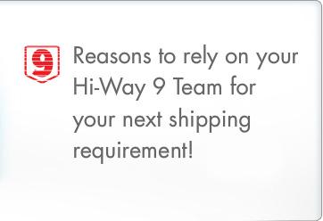 Hi-Way 9 : Alberta, Western Canada Trucking Transportation